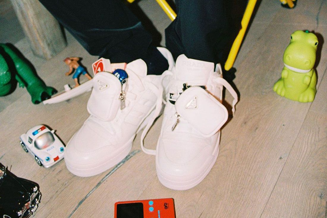 ASAP Rocky Prada adidas Forum