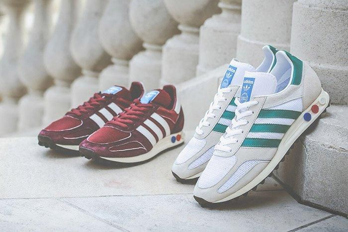 Adidas Made In Germany La Trainer Billys 1