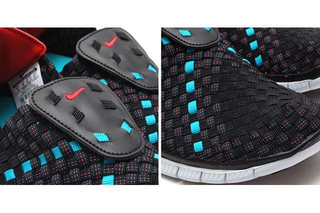 Nike Free Woven 4 0 Detailshot