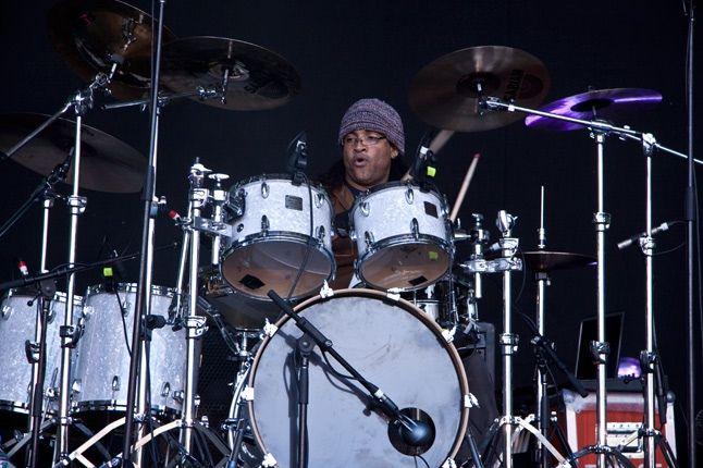 Raggamuffin Drummer 1