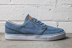 Nike Zoom Stephan Janoski Premium Work Blue Denim Thumb