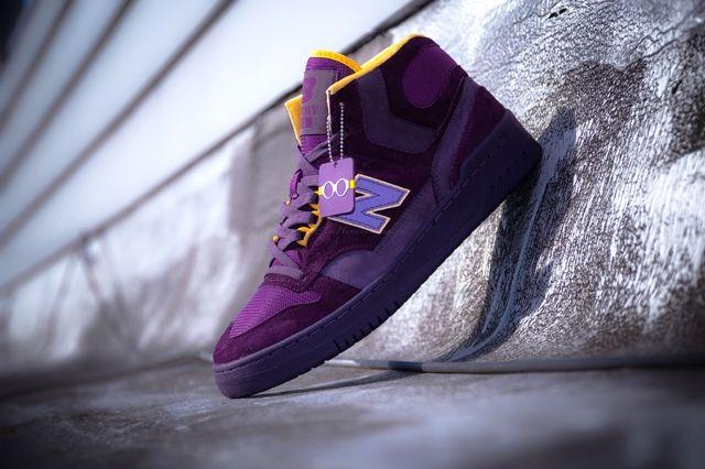 Packer Shoes New Balance 740 Purple Reign Bump 7
