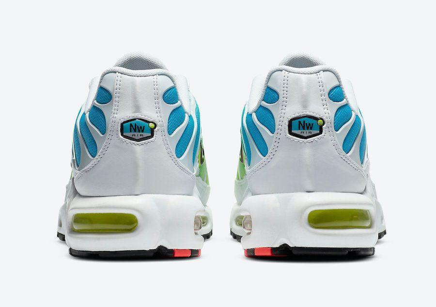 The Nike Air Max Plus Goes 'Worldwide', Baby! - Sneaker Freaker