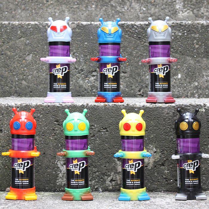 Atmos X Secretbase Crep Robot2