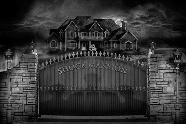 Shock Mansion House 1