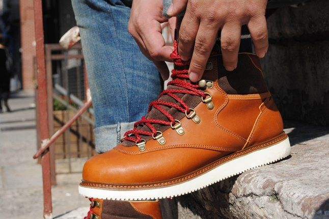 Reebok Exo Fit Boot Lacing 1