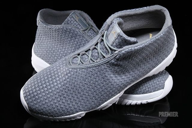Air Jordan Future Cool Grey White 01