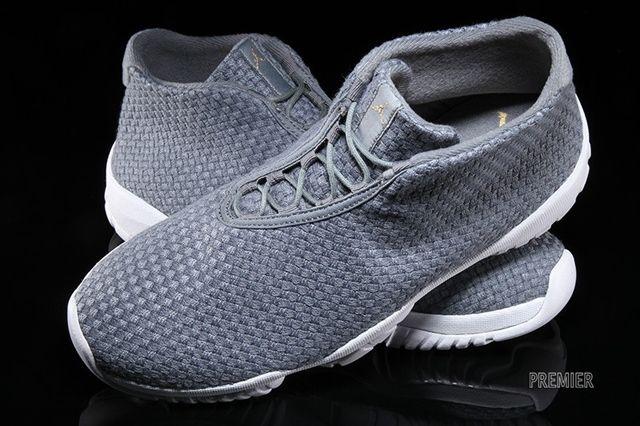 Air Jordan Future Cool Grey White 01