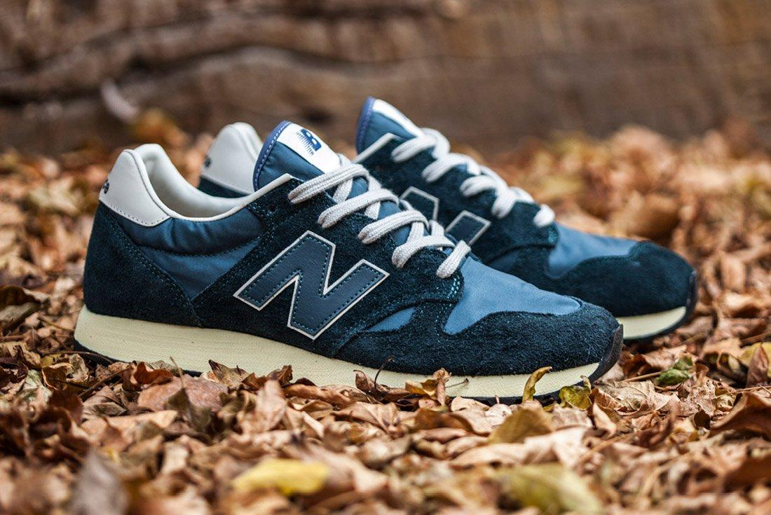 New Balance 520 Hairy Suede 1