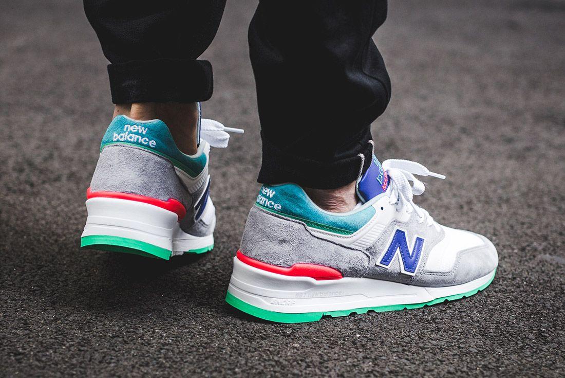 New Balance 997 Made In USA (Coumarin) - Sneaker Freaker