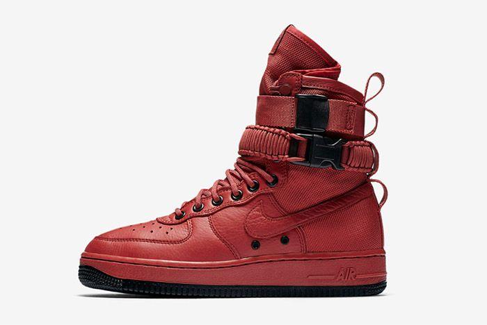 Nike Sf Air Force 1 Cedar 2