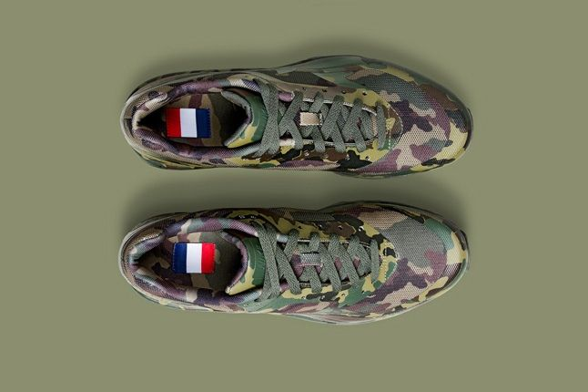 Nike Air Max Camo Collection France 90 Aerial 1