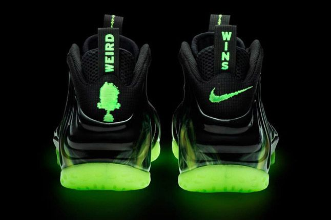 Paranorman Foamposite Nike Basketball 1