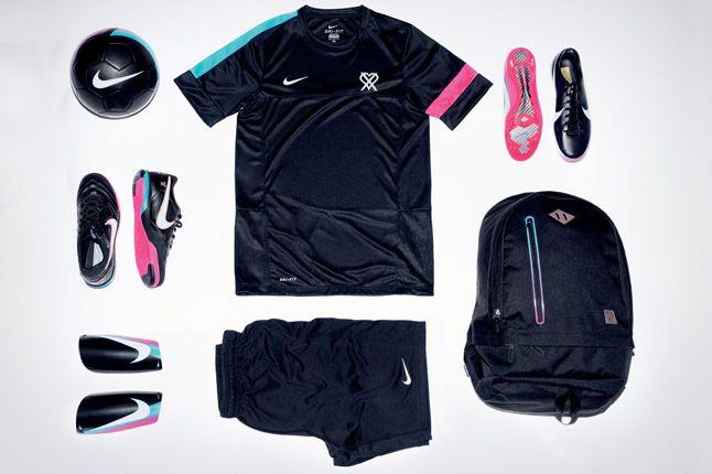 Nike Soccer Cr7 Lookbook Apparel Footwear Equipment 1