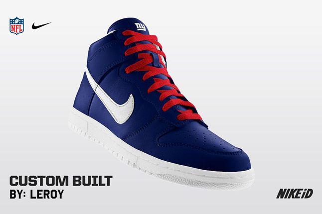 Nike Id Nfl Ny Giants 1