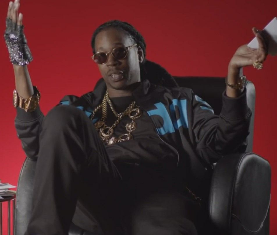 2 Chainz Champs Sports Ad 1