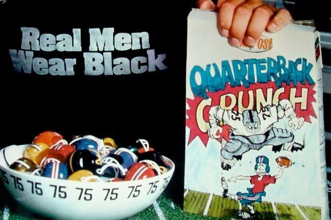 Real Men Wear Black 1