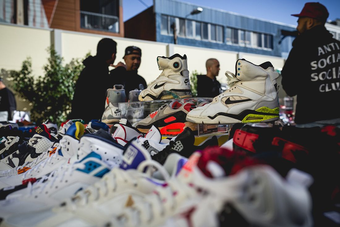 The Kickz Stand Its More Than Just Sneakers