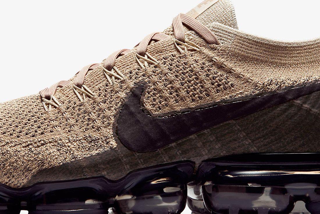 Nike Air Vapormax Khaki Antracite 8