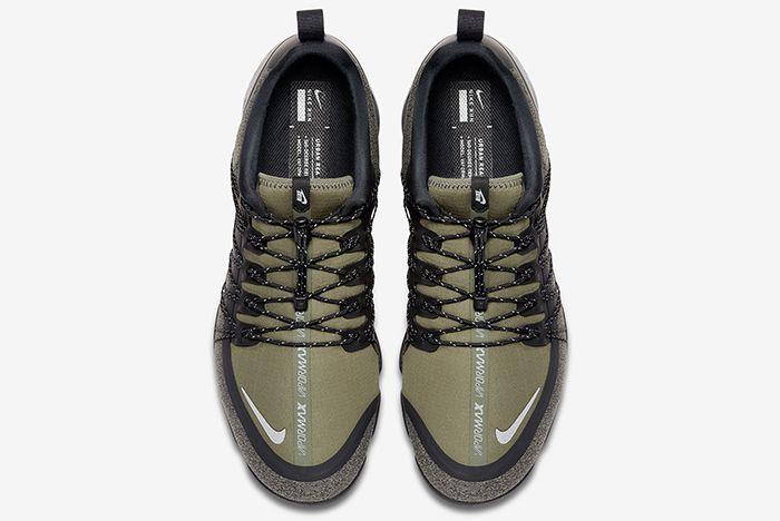 Nike Vapormax Run Utility Medium Olive 2