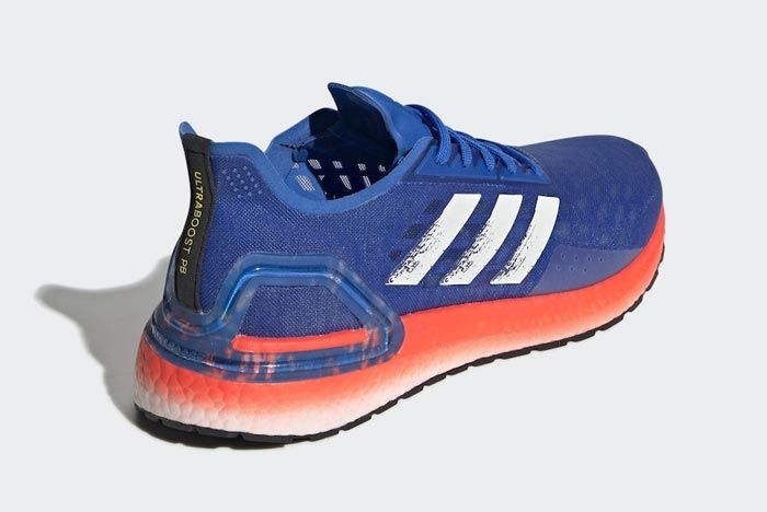 Adidas Ultraboost Pb Glory Blue Heel