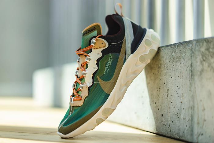 Nike React Element 87 Undercover 2