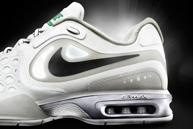 Nike Tennis Mens Ballistic Heel 1