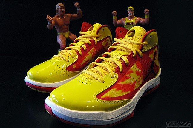 Air Aordan Aero Flight Hulk Hogan 1