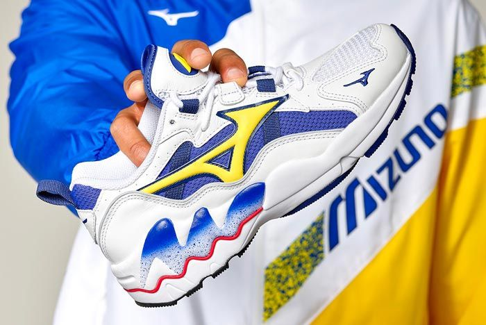 Mizuno Wave Rider 1 Og Colourway 5