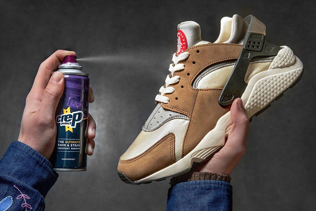 Sneaker Waterproofing Spray Stussy Nike Air Huarache