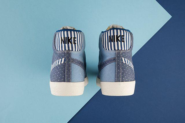 Nike Blazer Mid Patchwork 4