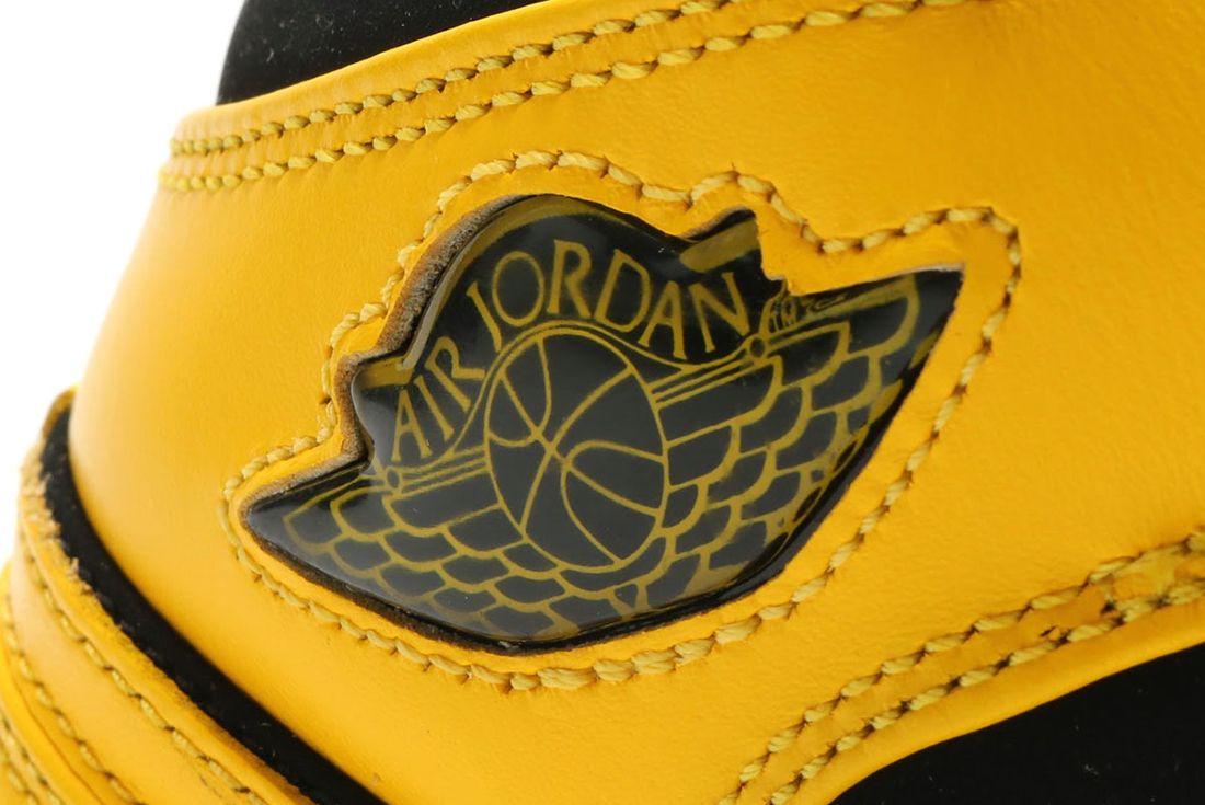 Nike Air Jordan 1 Varsity Maize 8