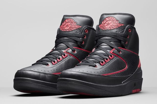 Air Jordan Alternate Collection Jordan 2 5
