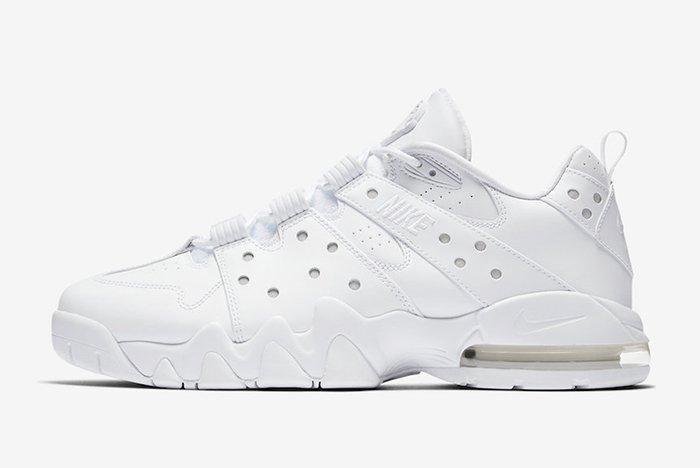 Nike Air Max2 Cb 94 Low Triple White