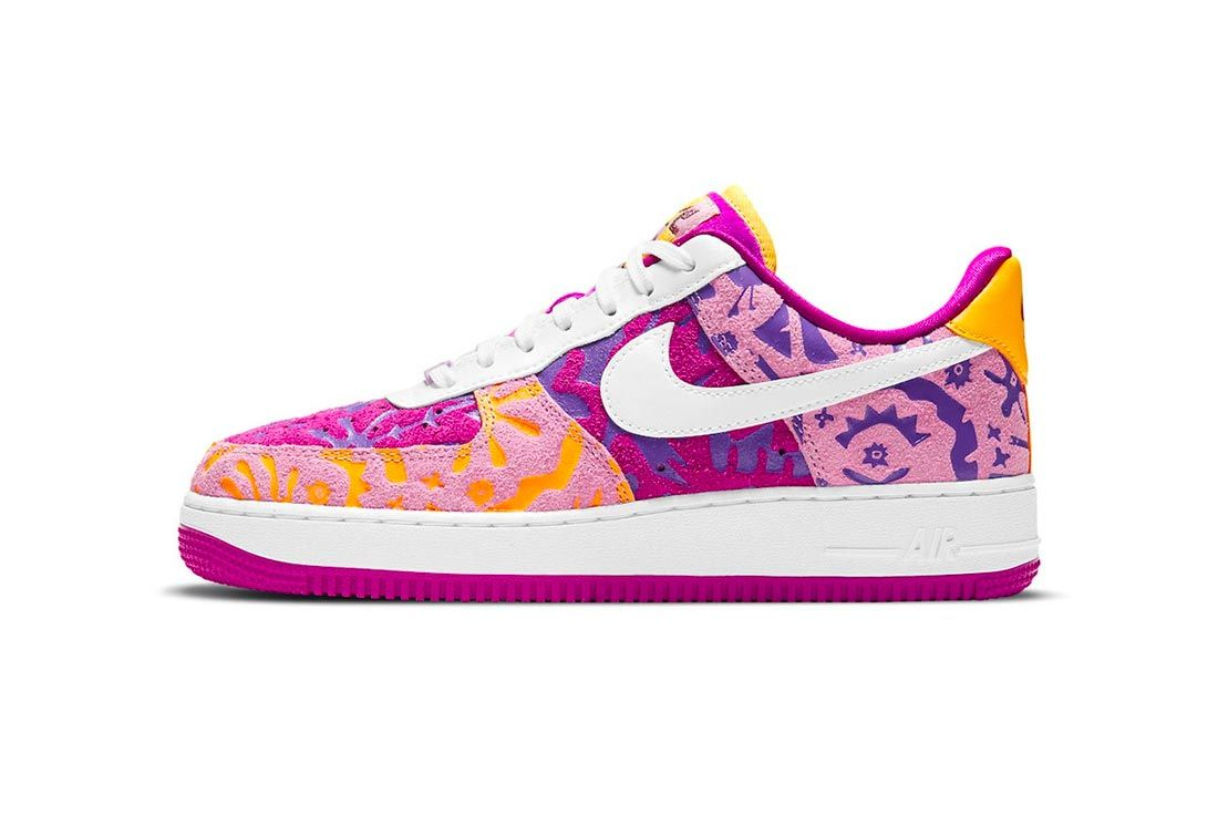 The Nike Air Force 1 'Red Plum' Is a Celebration of Women ...
