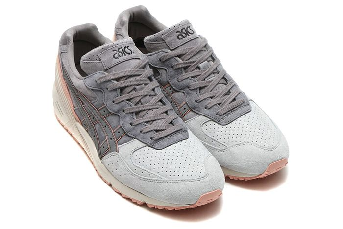Asics Gel Sight Carbon Grey 1