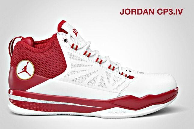 Jordan Cp3 Iv Red 1