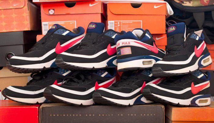 Top 17 Olympic Colourways Sneaker Freaker 6