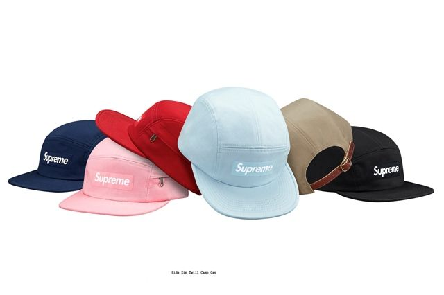 Supreme Ss15 Headwear Collection 20