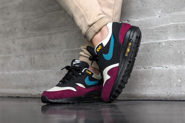 Nike Air Max 1 Geode Teal Left