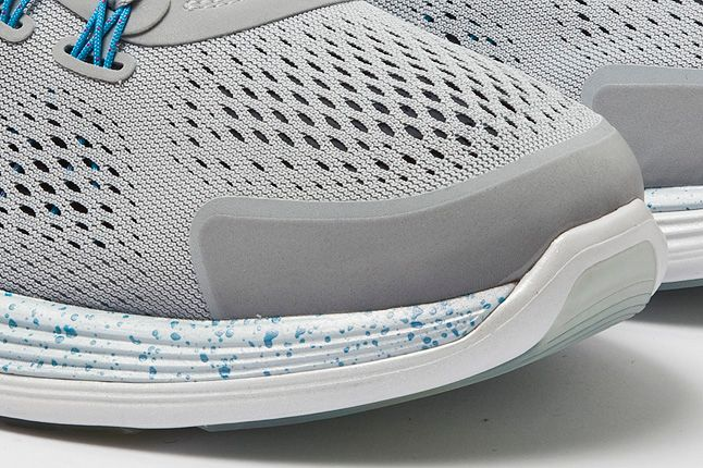 Toe Box Lunarglide4 Wolf Grey Quarter 1