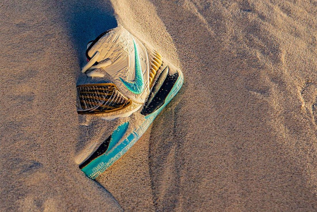 Nike Kyrie 6 Golden Mummy Sand 1