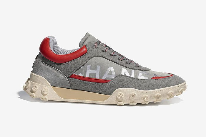 Chanel Nylon Calfskin Sneakers Release Date Price 08