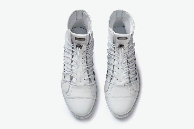 Adidas Plim Lace High White 2 1
