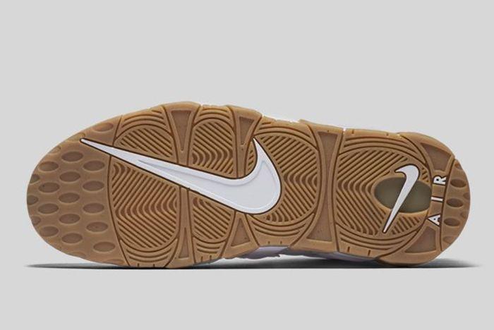 Nike Air More Uptempo White Gum21