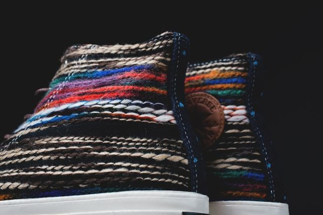 Converse Chuck Taylor All Star 70S Folk Patchwork Pack 4