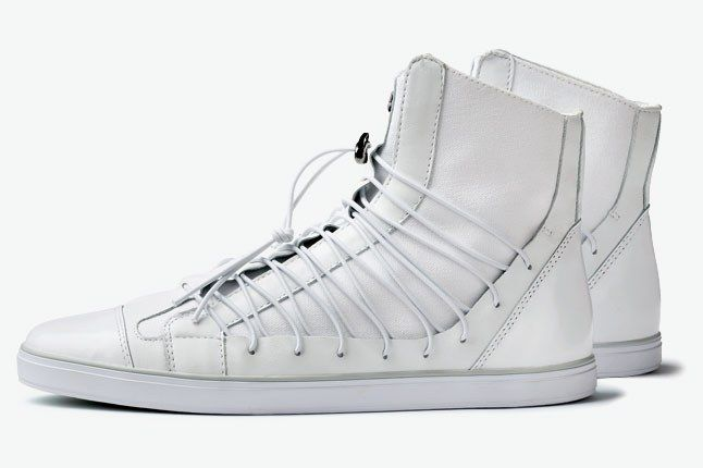 Adidas Plim Lace High White 1 1