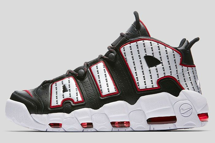 Nike Air More Uptempo Pinstripe 96 3