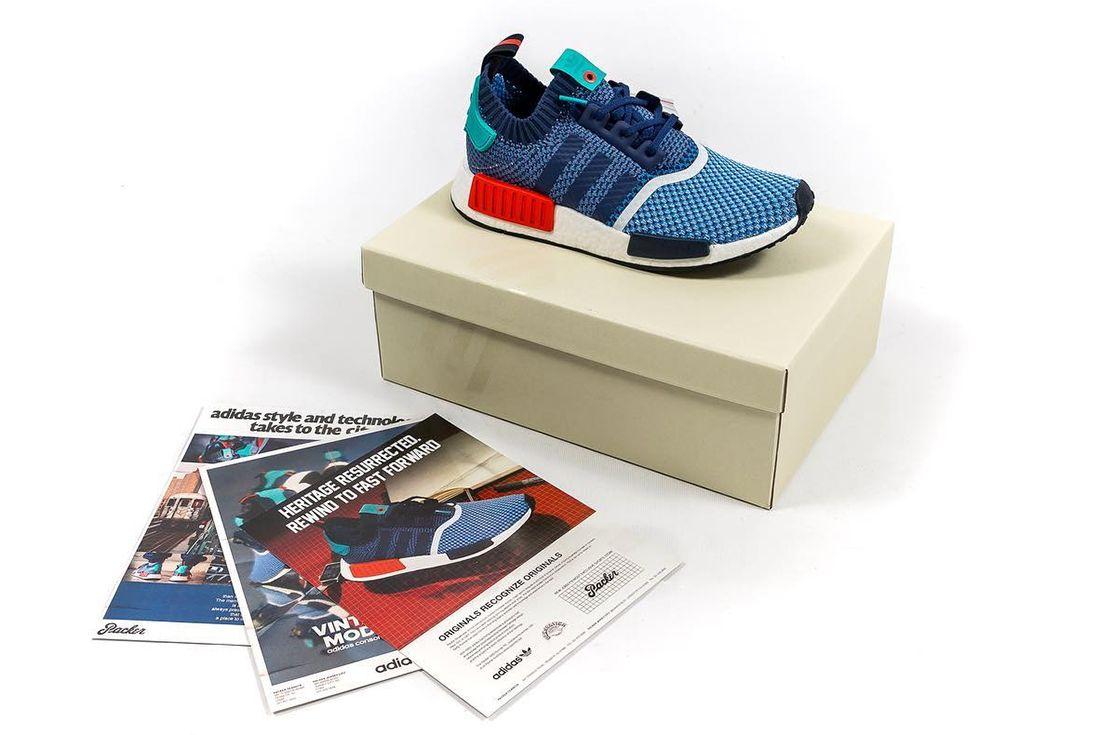 Packer X Adidas Nmd R1 1 1