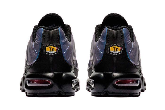 Nike Air Max Plus Laser Fuchsia Heel